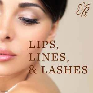 Lips, Lines, and Lashes